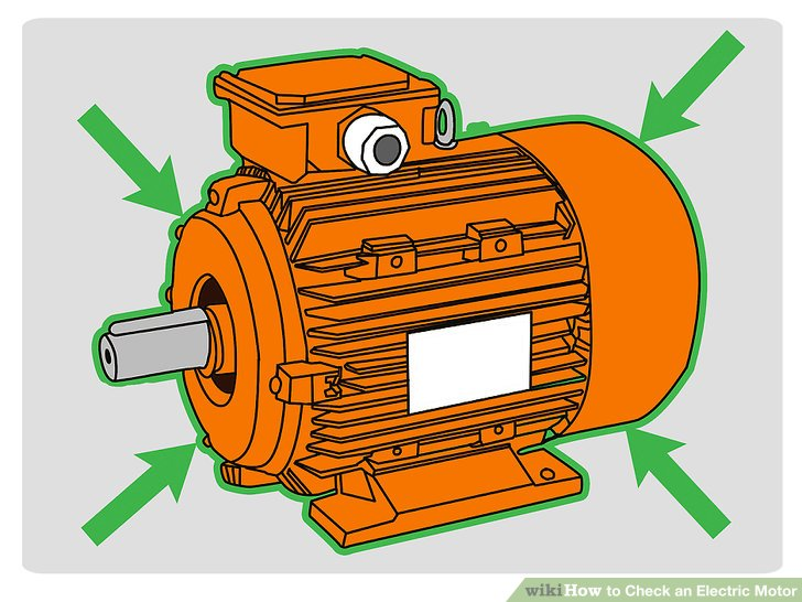 The Easiest Way to Check an Electric Motor - wikiHow