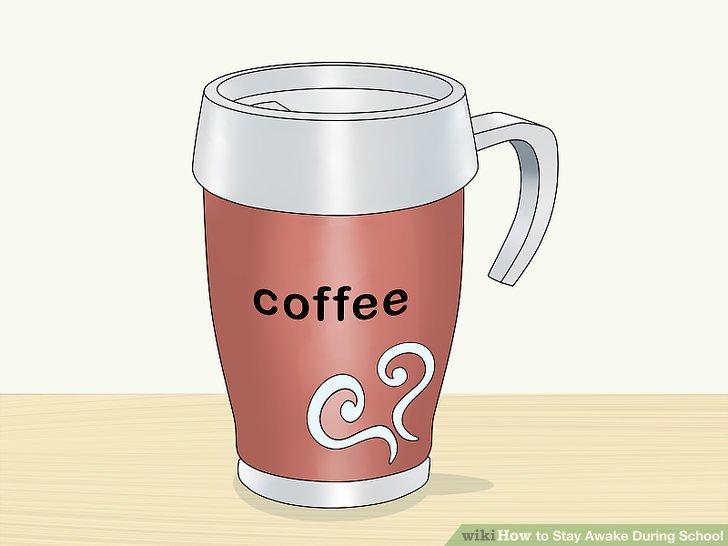 3 Ways to Stay Awake During School - wikiHow - how to keep yourself awake