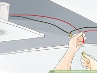 How to Install a Ceiling Speaker in a Tile Ceiling: 11 Steps