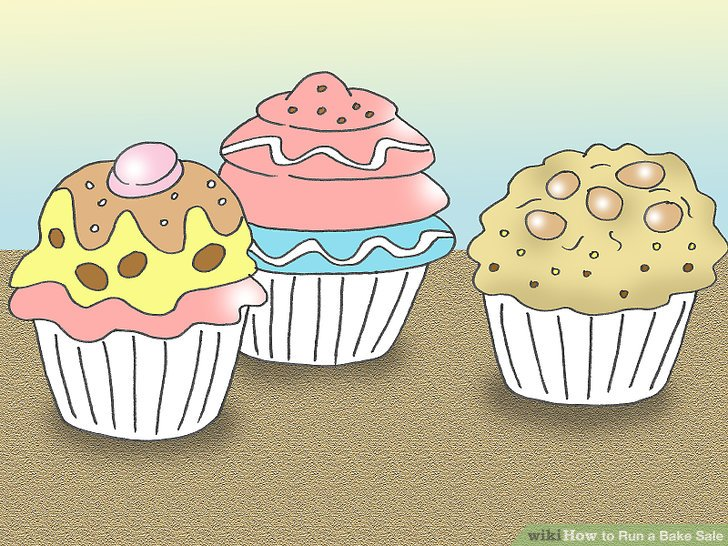 How to Run a Bake Sale 9 Steps (with Pictures) - wikiHow - bake sale images