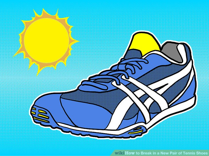 How To Break In A New Pair Of Tennis Shoes 9 Steps