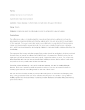 essays lincoln douglas debates