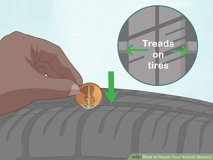 4 Ways to Repair Your Vehicle (Basics) - wikiHow