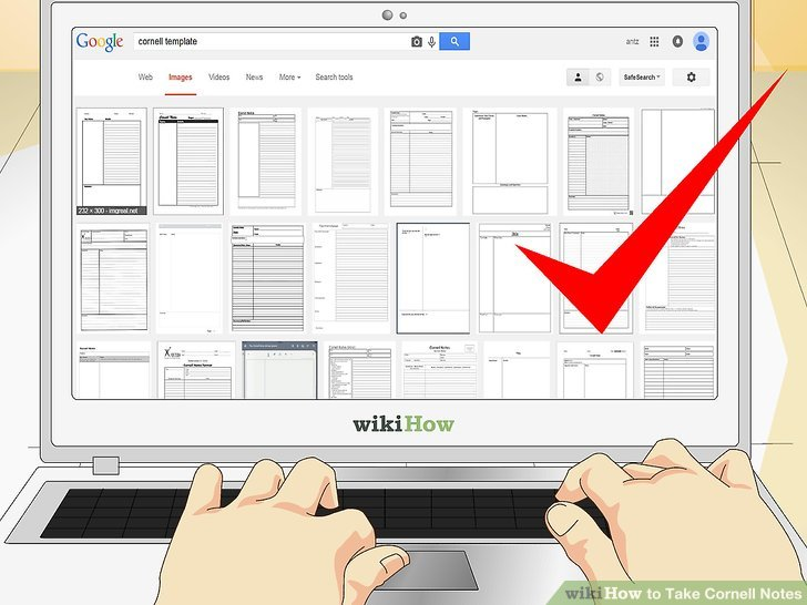 How to Take Cornell Notes (with Pictures) - wikiHow - cornell note