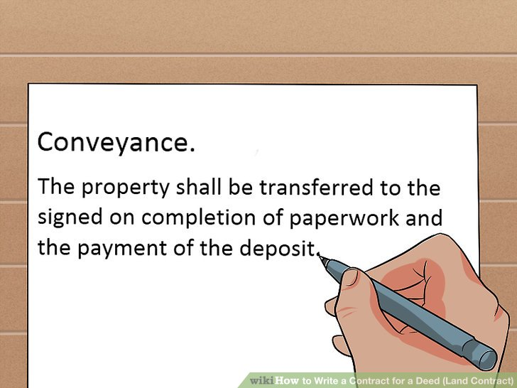 Land Contract Basics This Sample Contract Can Be Used For Virtually - land contract basics