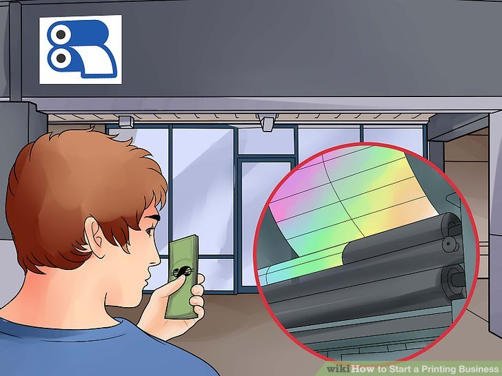 How to Start a Printing Business 11 Steps (with Pictures)