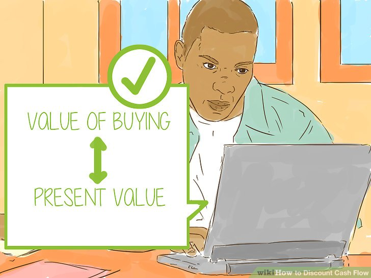 How to Discount Cash Flow 11 Steps (with Pictures) - wikiHow