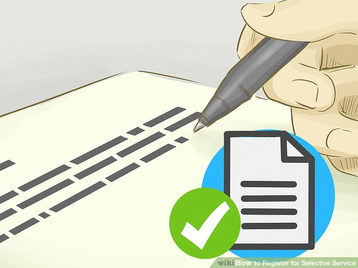 4 Ways to Register for Selective Service - wikiHow