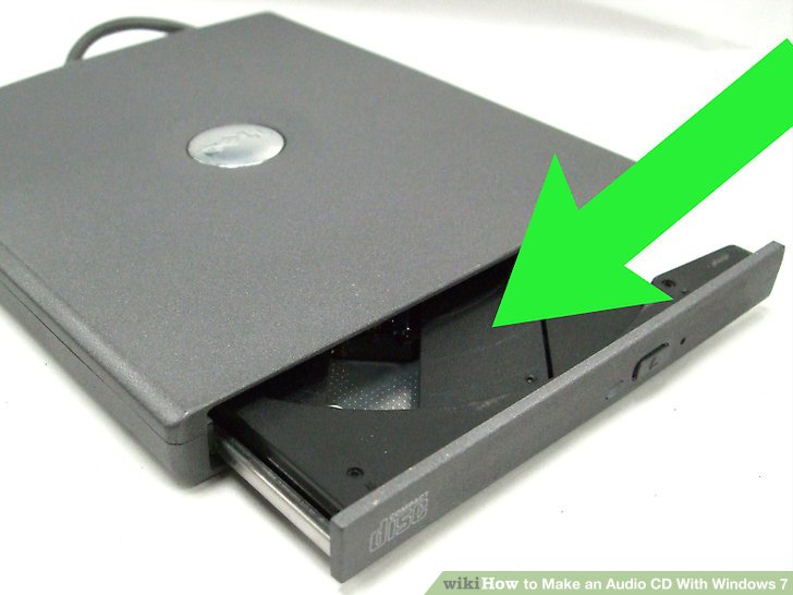 How to Make an Audio CD With Windows 7 (with Pictures) - wikiHow