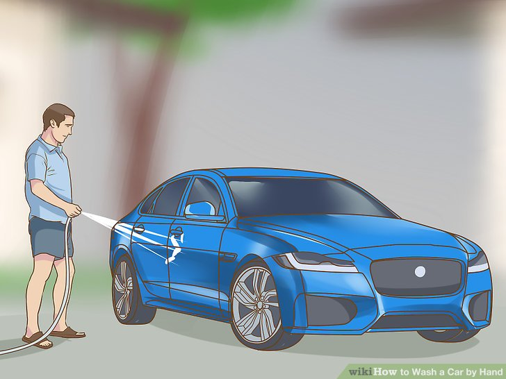 The Best Ways To Wash Your Car Properly Wikihow