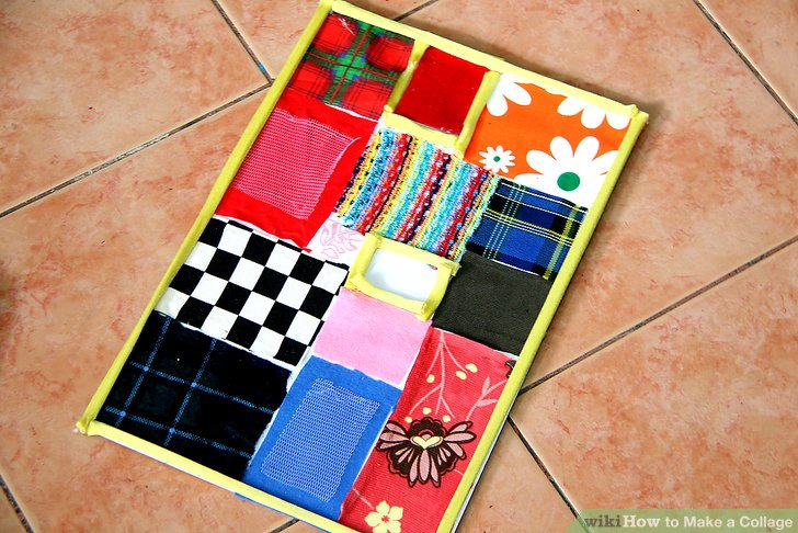 7 Easy Ways to Make a Collage (with Pictures) - wikiHow