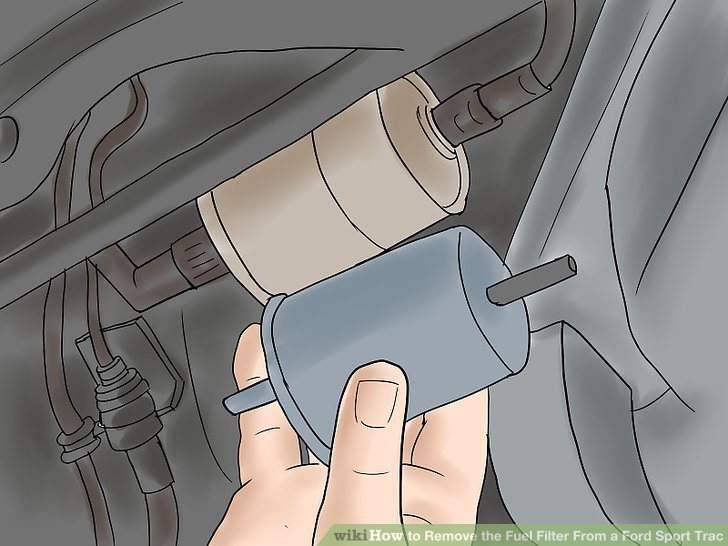 1997 Ford Explorer Fuel Filter Location Wiring Diagram