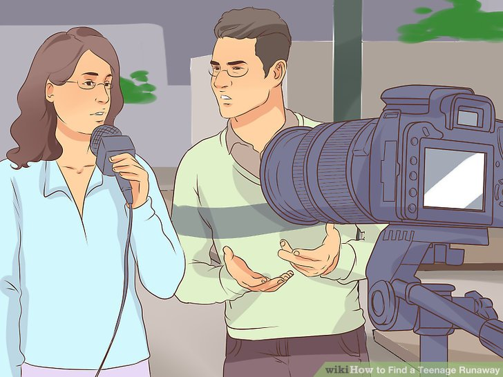 How to Find a Teenage Runaway 11 Steps (with Pictures) - wikiHow