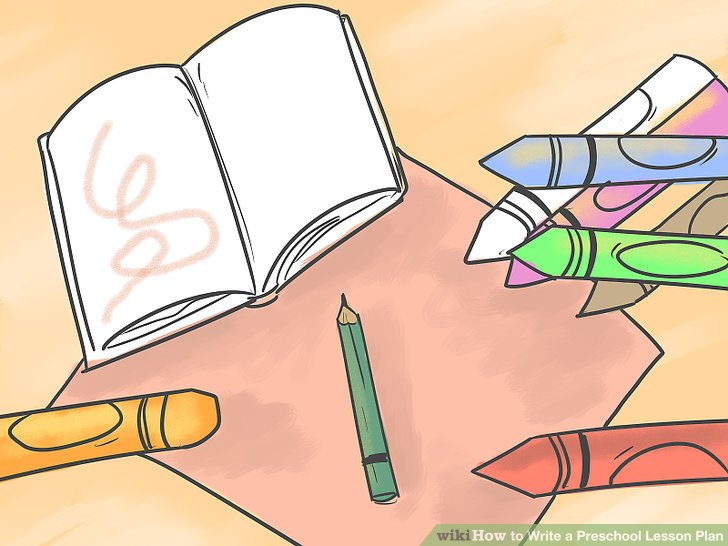 How to Write a Preschool Lesson Plan (with Sample Plan) - preschool lesson plan