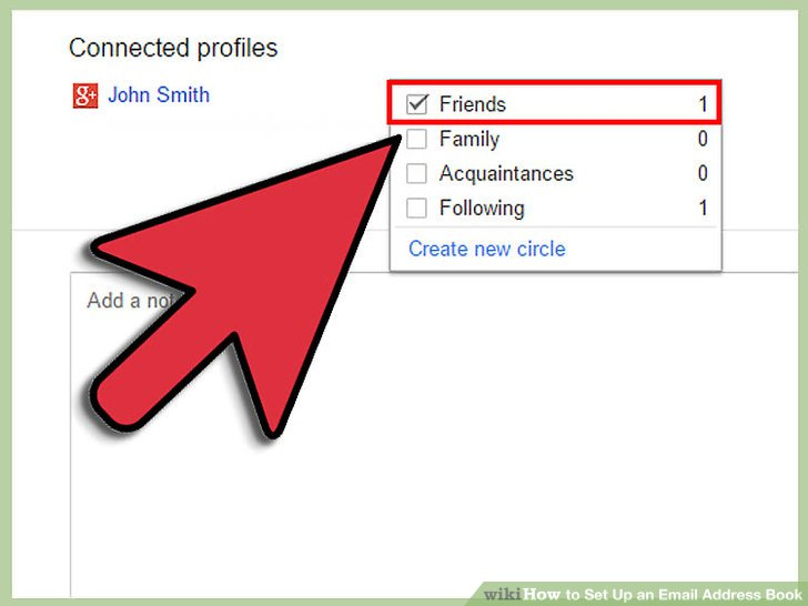 4 Ways to Set Up an Email Address Book - wikiHow