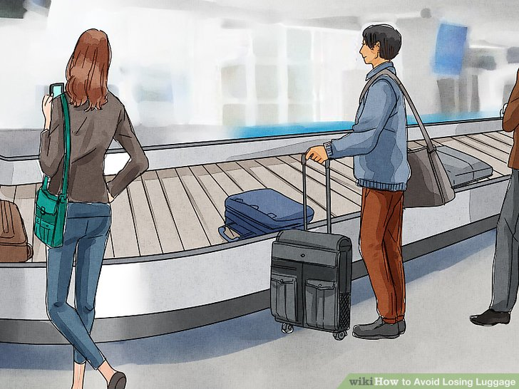 How to Avoid Lost Luggage 14 Steps (with Pictures) - wikiHow