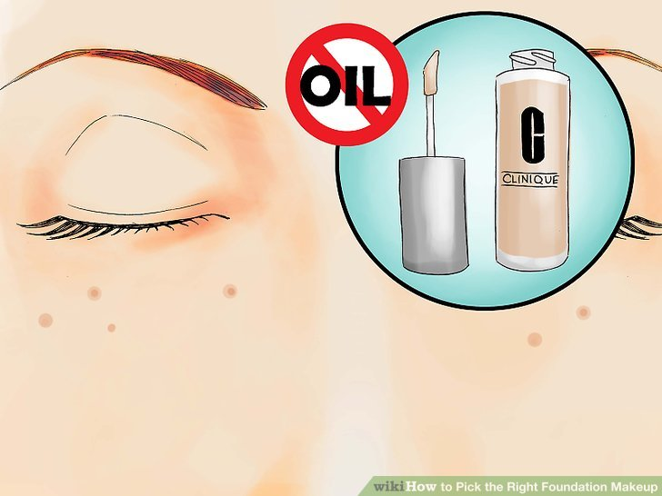 4 Ways to Pick the Right Foundation Makeup - wikiHow