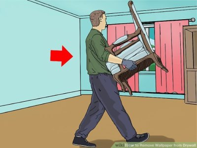 How to Remove Wallpaper from Drywall (with Pictures) - wikiHow