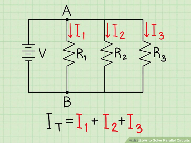How to Solve Parallel Circuits 10 Steps (with Pictures) - wikiHow