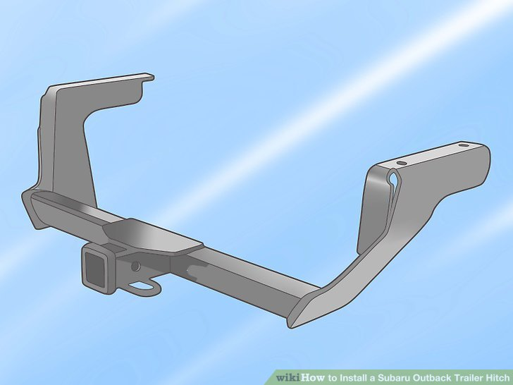 How to Install a Subaru Outback Trailer Hitch 13 Steps