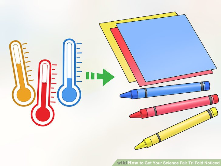 How to Get Your Science Fair Tri Fold Noticed 11 Steps