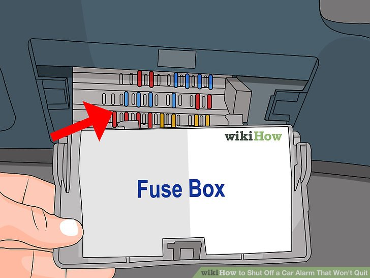 3 Ways to Shut Off a Car Alarm That Won\u0027t Quit - wikiHow