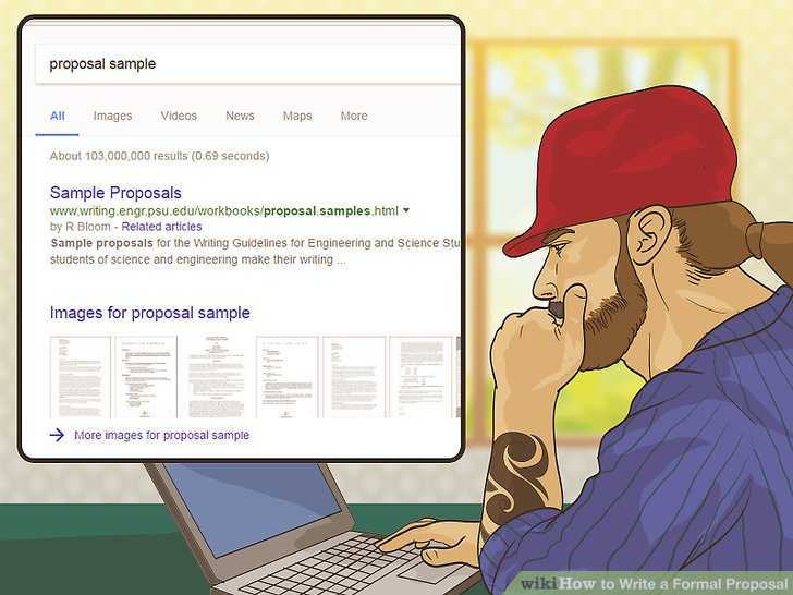 3 Ways to Write a Formal Proposal - wikiHow - formal proposal example