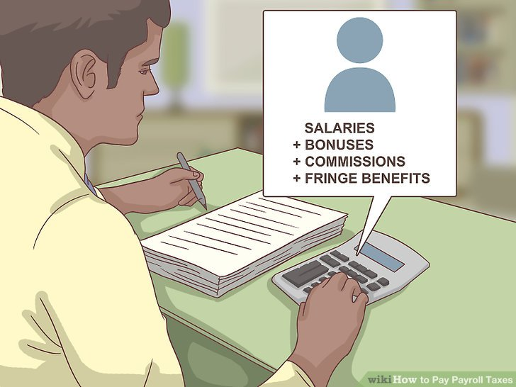 3 Ways to Pay Payroll Taxes - wikiHow