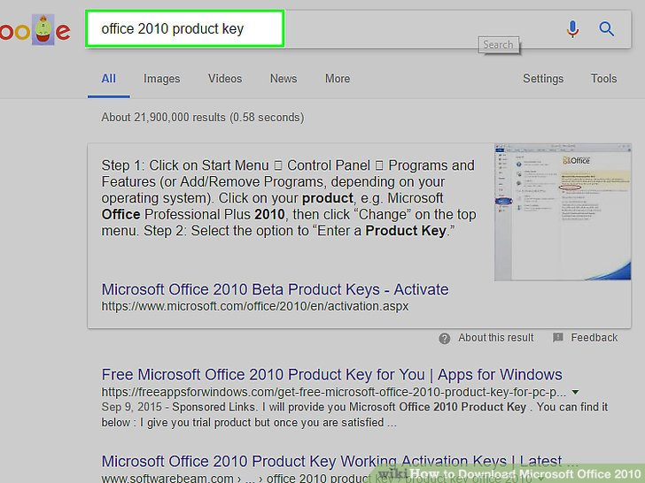 How to Download Microsoft Office 2010 8 Steps (with Pictures)