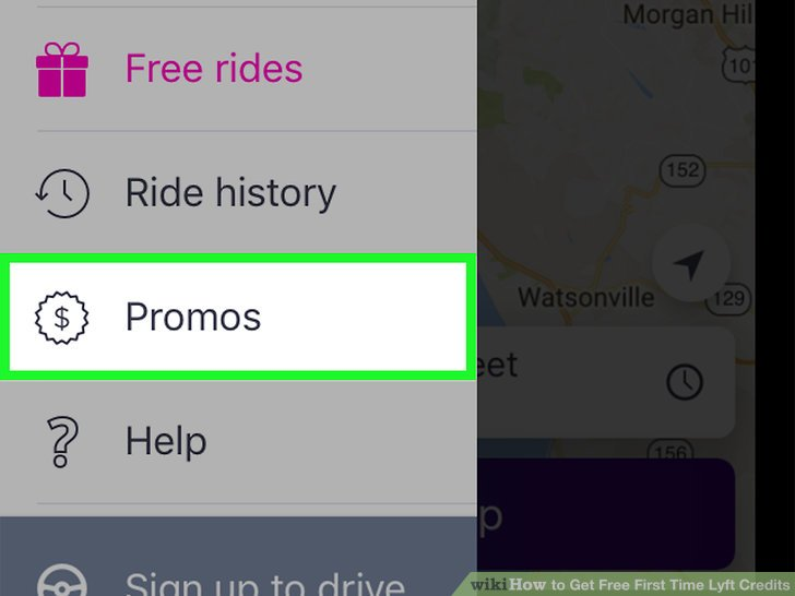 How to Get Free First Time Lyft Credits 13 Steps (with Pictures)
