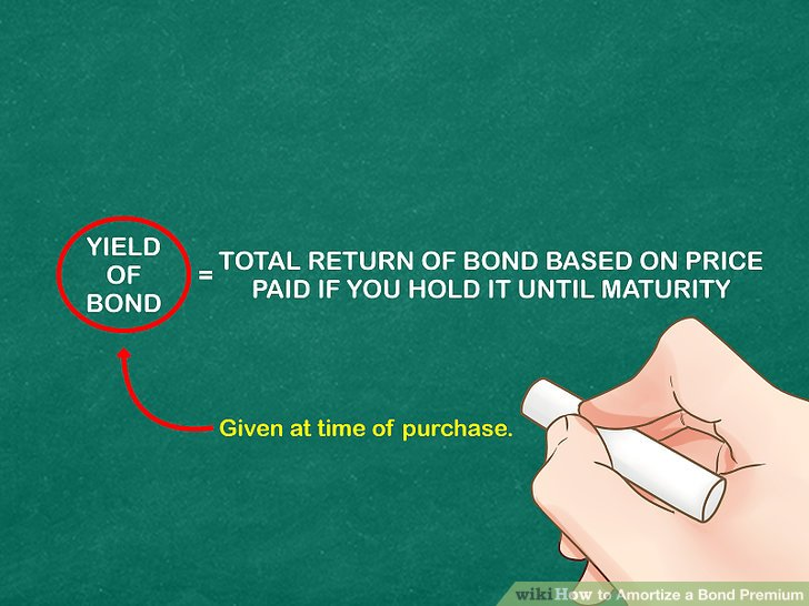 How to Amortize a Bond Premium (with Pictures) - wikiHow