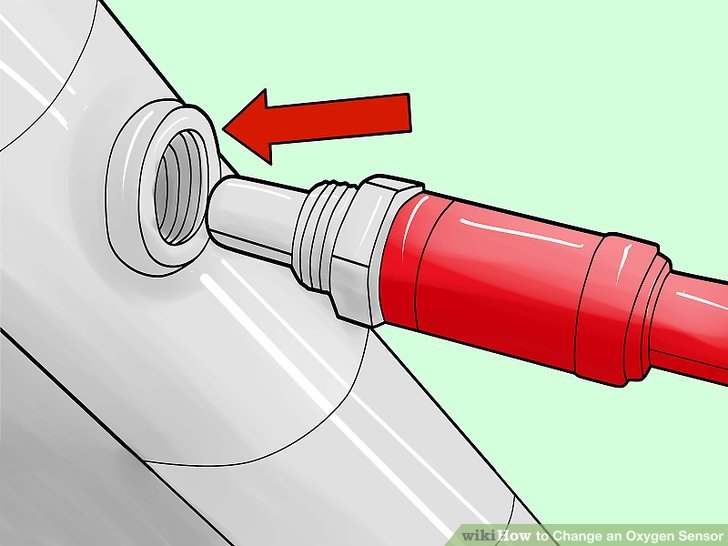 How to Change an Oxygen Sensor 8 Steps (with Pictures) - wikiHow