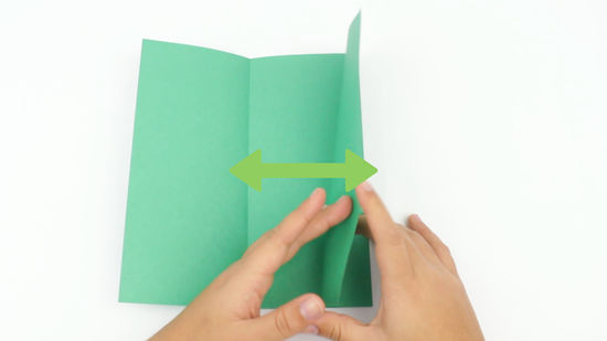 3 Ways to Fold Paper for Tri Fold Brochures - wikiHow