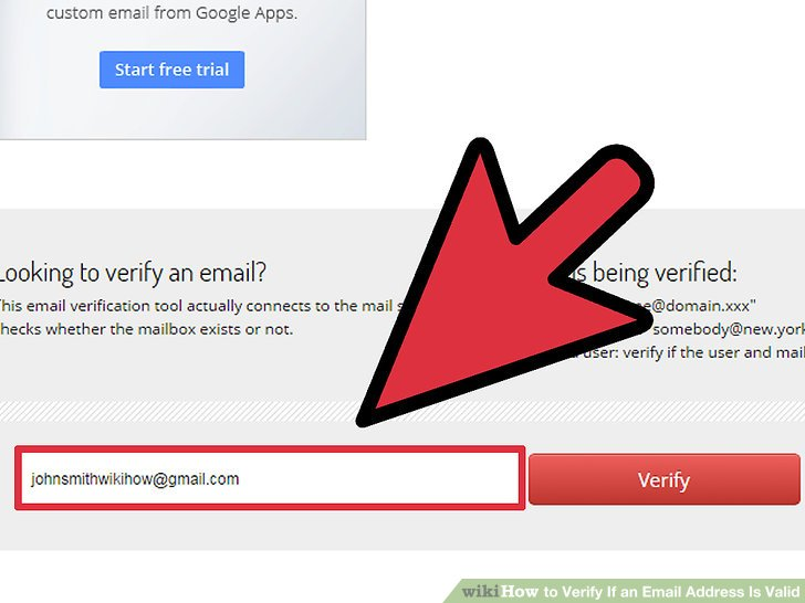 4 Ways to Verify If an Email Address Is Valid - wikiHow