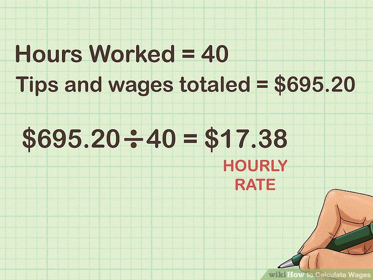 How to Calculate Wages 14 Steps (with Pictures) - wikiHow