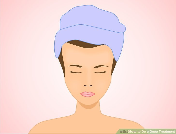 How To Put Your Hair Up In A Towel Best Hairstyles 2017