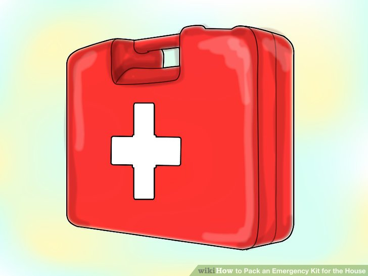 How To Pack An Emergency Kit For The House With Pictures