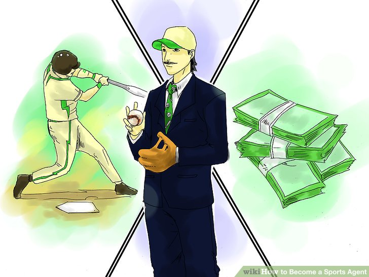 3 Ways to Become a Sports Agent - wikiHow