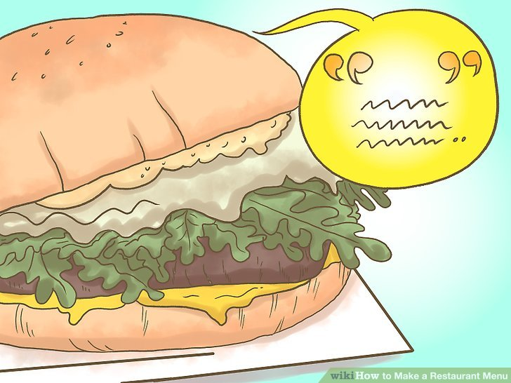 How to Make a Restaurant Menu (with Pictures) - wikiHow