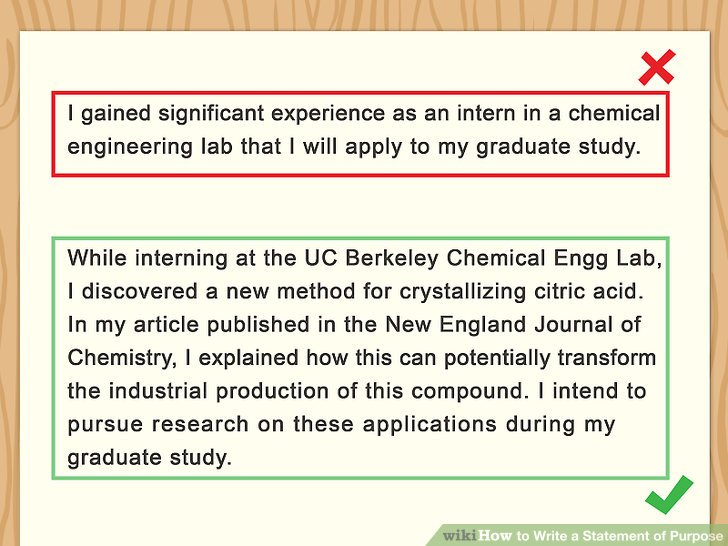 Berkeley Personal History Statement Chemistry - Admissions and