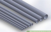 3 Ways to Determine PVC Pipe Size for a Project