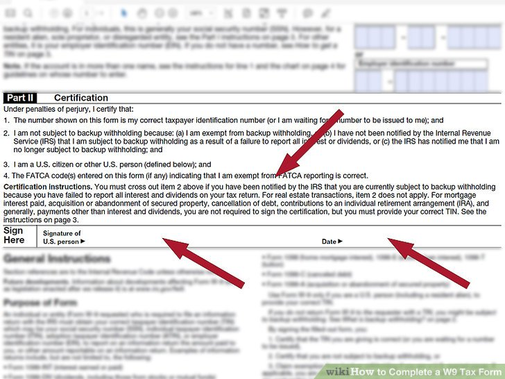How to Complete a Wu20109 Tax Form 9 Steps (with Pictures) - tax form