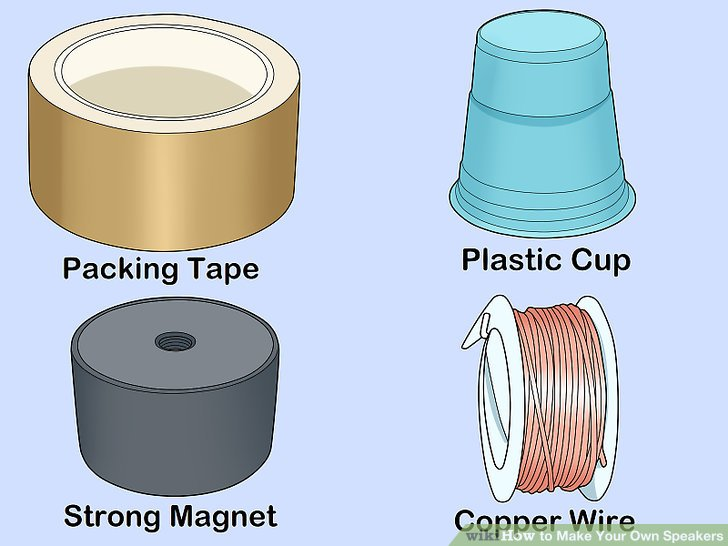 How to Make Your Own Speakers 12 Steps (with Pictures) - wikiHow