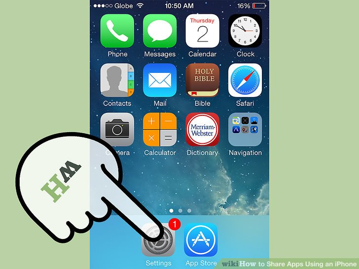 How to Share Apps Using an iPhone 15 Steps (with Pictures)