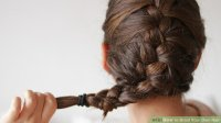 How to Braid Your Own Hair For Beginners | wikiHow