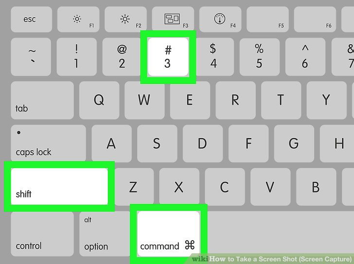 4 Ways to Take a Screen Shot (Screen Capture) - wikiHow