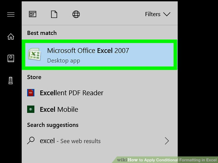How to Apply Conditional Formatting in Excel 13 Steps