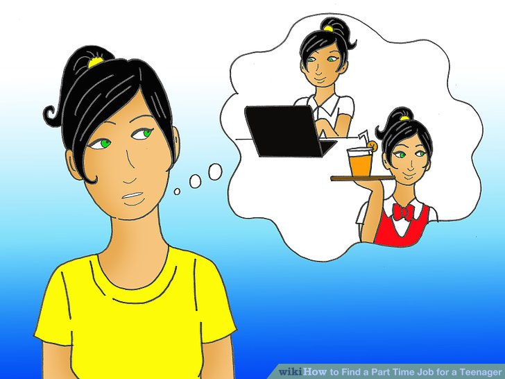 3 Ways to Find a Part Time Job for a Teenager - wikiHow