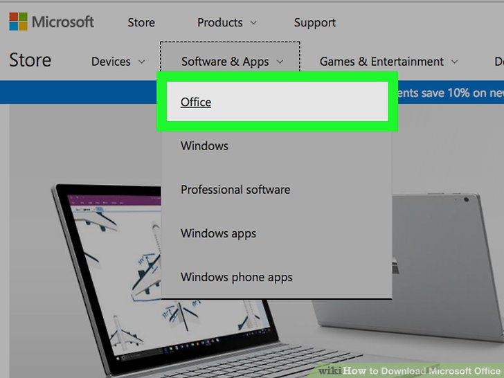 microsoft office download page