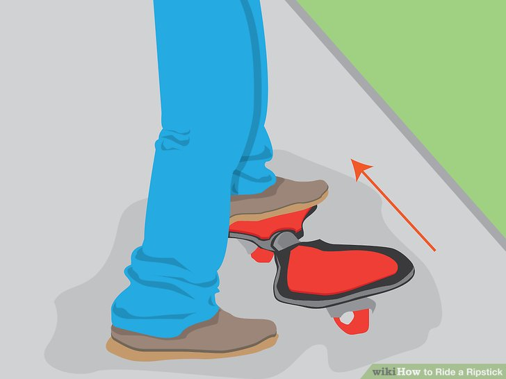 How to Ride a Ripstick 8 Steps (with Pictures) - wikiHow
